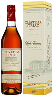 Chateau de Triac Cognac Single Vineyard 750ml